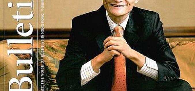 """Jack Ma – """"ông trùm"""" Alibaba thương mại điện tử Trung Quốc"""