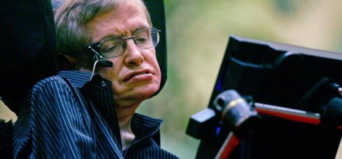 12 thông điệp để đời của Thiên tài khuyết tật Stephen Hawking