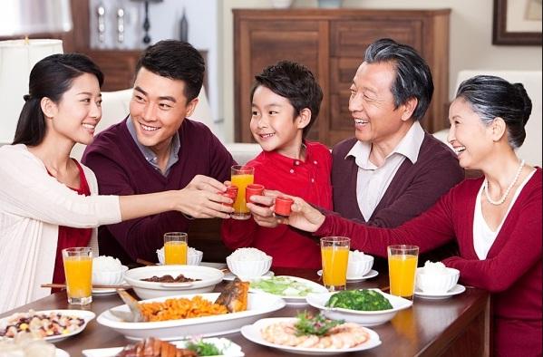 Nét đẹp trong giao tiếp ứng xử gia đình